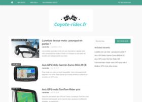 coyote-rider.fr