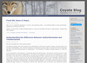 coyoteblog.com