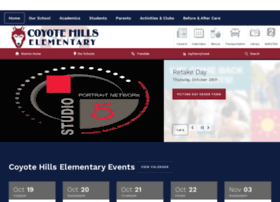 coyotehills.cherrycreekschools.org