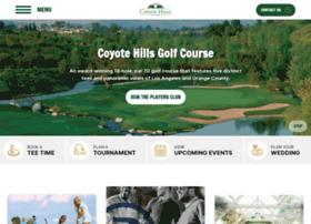 coyotehillsgc.com