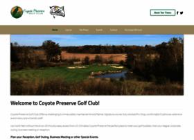coyotepreserve.com