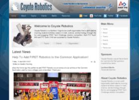 coyoterobotics.org