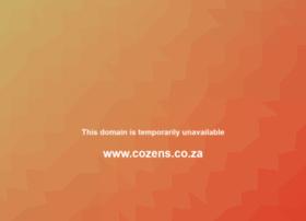 cozens.co.za