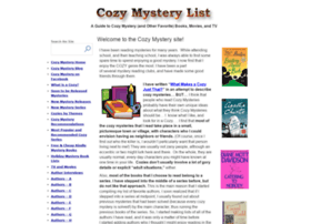 cozy-mystery.com