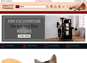 cozycatfurniture.com