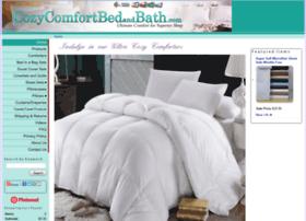 cozycomfortbedandbath.com
