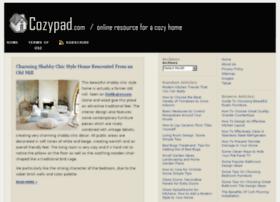 cozypad.com