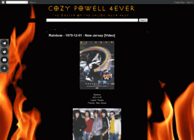 cozypowell4ever.blogspot.jp