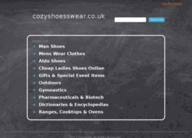 cozyshoesswear.co.uk