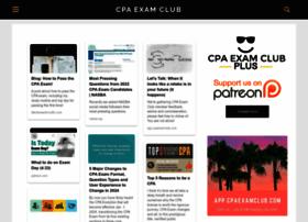 cpaexamclub.com