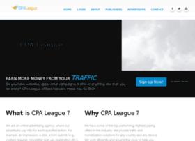 cpaleague.com