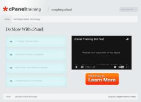 cpaneltraining.net