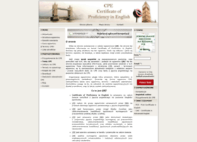 cpe.nauczaj.com