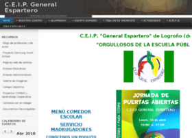 cpgeneralespartero.edurioja.org