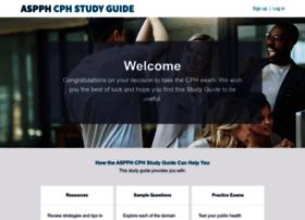 cphstudyguide.aspph.org