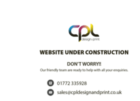 cpldesignandprint.co.uk