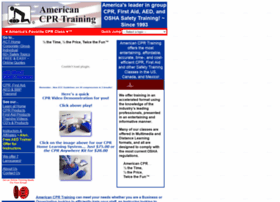 cpr-training-classes.com