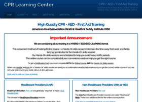cprlearningcenter.com