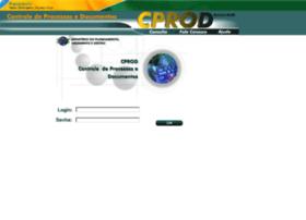 Cprodweb.planejamento.gov.br
