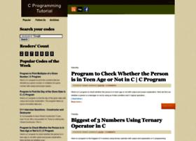 cprogramming.language-tutorial.com