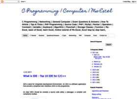 cprogrammingcodes.blogspot.com