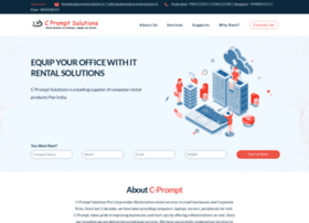 cpromptsolutions.in