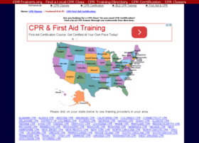 cprtrainers.org