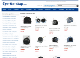 cpu-fan-shop.co.uk