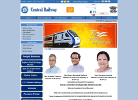 cr.indianrailways.gov.in