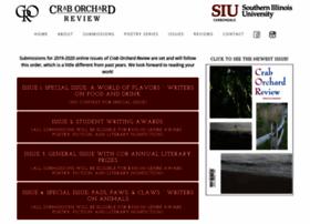 craborchardreview.siu.edu