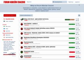 cracovia.krakow.pl