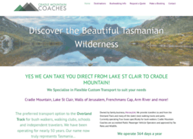 cradlemountaincoaches.com.au