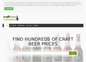 craftbeercompare.com