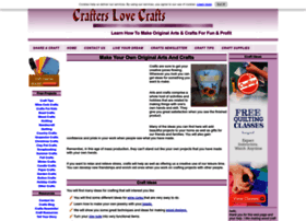 crafterslovecrafts.com