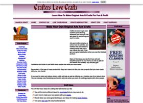 crafterslovecrafts.com