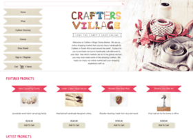 craftersvillage.co.za