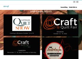 craftevents.com.au