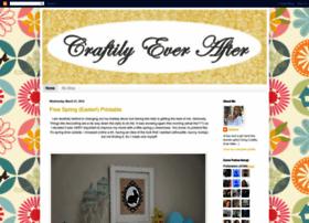 craftily-ever-after.blogspot.com