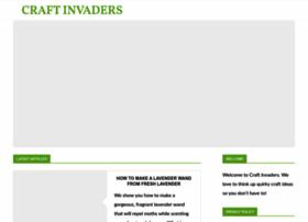 craftinvaders.co.uk