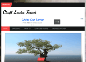 craftlearnteach.com