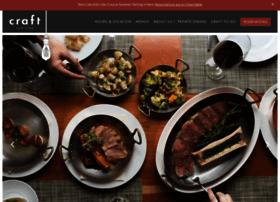 craftrestaurant.com
