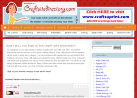 craftsitedirectory.com