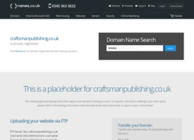 craftsmanpublishing.co.uk