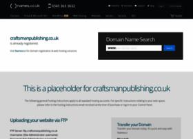 craftsmanpublishing.co.uk