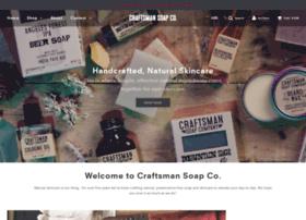 craftsmansoap.com