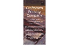 craftsmenprinting.com