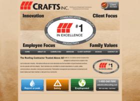 craftsroofing.com