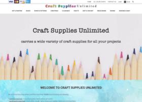 craftsuppliesunlimited.com