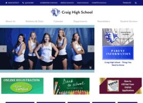 craighighschool.org