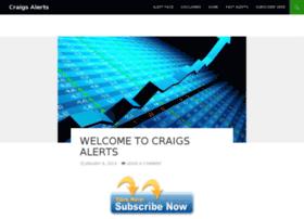 craigsalerts.com